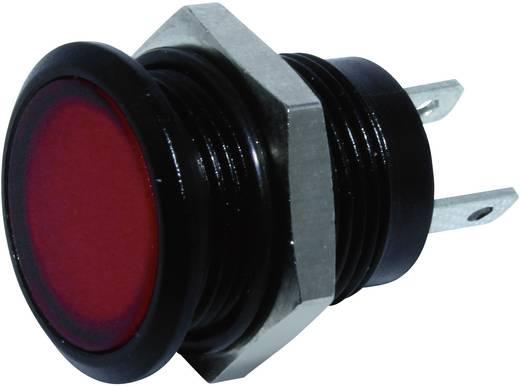 LED-es jelzőlámpa Piros 24 V/DC Signal Construct SKED12014