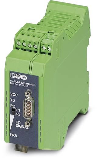 Optikai átalakító, Phoenix Contact PSI-MOS-RS232/FO 660 E