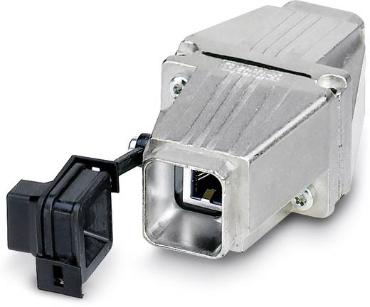RJ45 coupling VS-PPC-J-1-RJ45-MNBK 1405183 Phoenix Contact