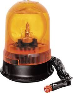 Szivargyújtós forgó jelzőlámpa mágnestalppal, narancs, 12V, Astral GF.25 AJ.BA