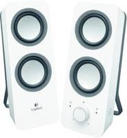 Multimédia hangfalak, Logitech Z200, 2.0 PC hangfal, Fehér Logitech