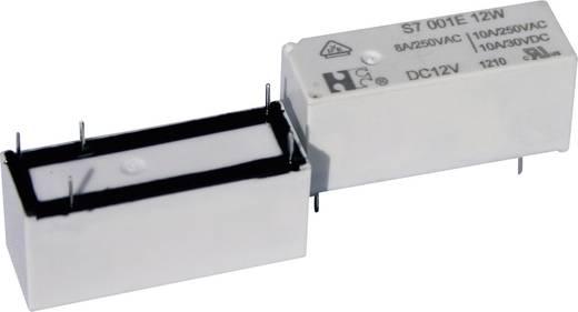 Teljesítményrelé, nyákba ültethető, S7 Ningbo Forward S7 100 E12W 12 V/DC 1 záró 10 A 300 V/DC/440 V/AC 300 W/2500 VA