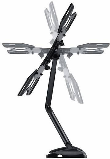 TV fali tartó konzol, kihajtható karos, dönthető, forgatható 81-140 cm (32-55) Vogel's Base 45 M 8343245