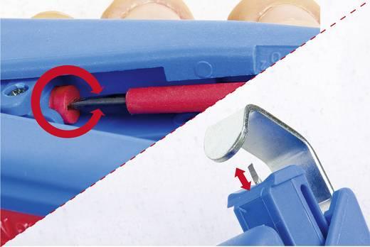 Kábel csupaszoló Alkalmas Kerek vezetékek 4 - 28 mm 0.5 - 6