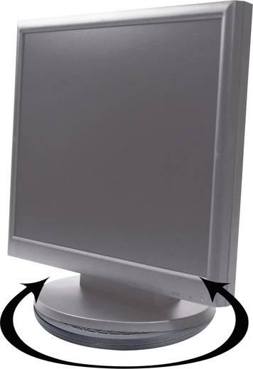 """Forgatható monitortartó, forgótányér Ø 25 cm, 08"""" (20 cm) - 37"""" (94 cm) forgatható"""