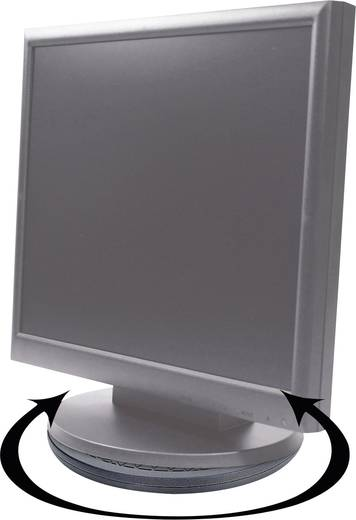 """Forgatható monitortartó, forgótányér Ø 40,5 cm 10"""" - 37"""""""