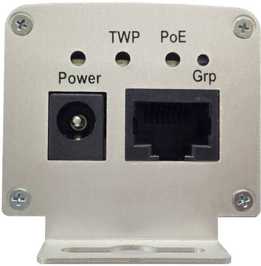 Hálózathosszabbító adapter hálózati kábelen/2 eres vezetéken keresztül 500 méterig