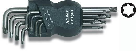 Derékszögű torx csavarhúzó készlet, Hazet 2116LG/8H