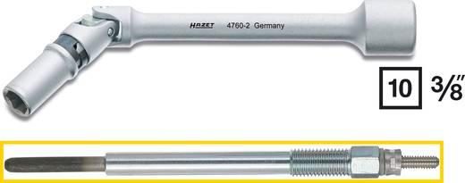 Izzítógyertya dugókulcs 8 mm-es gyertyákhoz, 10 mm (3/8), Hazet 4760-2