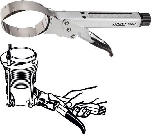 Dugattyúgyűrű feszítő fogó, Hazet 794U-3