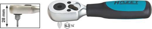 Rövid, átkapcsolható racsnis kar bitekhez, 6,3 mm (1/4), Hazet 863BK