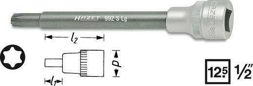 Torx csavarhúzófej belső torx csavarokhoz T55, belső négyszög 12,5 mm (1/2), Hazet 992SLG-T55
