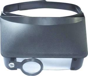 Fejpántos nagyító, műszerész nagyítós szemüveg 4 féle nagyítással 1.8x / 2.3x / 3.7x/ 4.8x 801828 No Name PL
