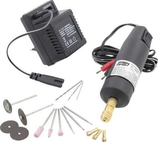 Hobby Drill 2000. 20 részes mini fúrógép, csiszológép készlet