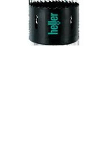 HSS Bimetál lyukfűrész, 24 mm Heller 17907 2 1 db