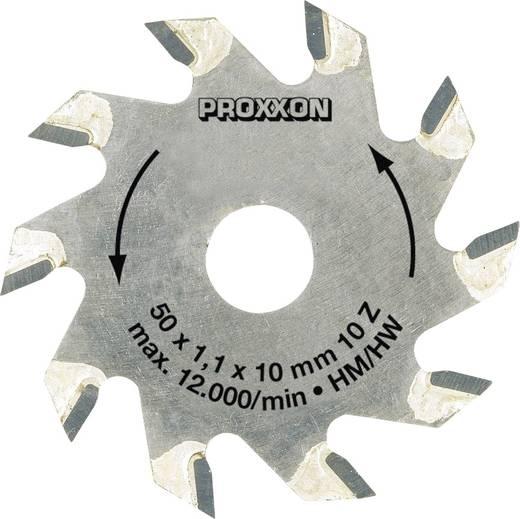 Proxxon Micromot karbid körfűrészlap 50mm 10fogas