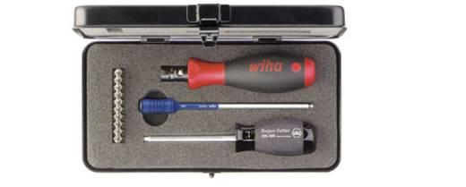 Cserélhető szárú csavarhúzó készlet 13 részes Wiha TorqueVario-S 34614
