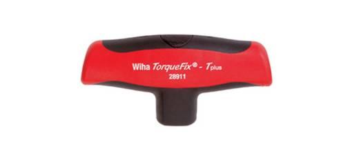 T alakú markolat cserélhető szárú csavarhúzókhoz 12 Nm, Wiha TorqueFix-Tplus 29231