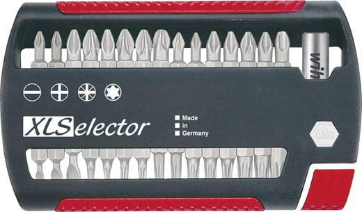 Vegyes bit készlet, 31 részes, Wiha 29417 XLSelector Standard