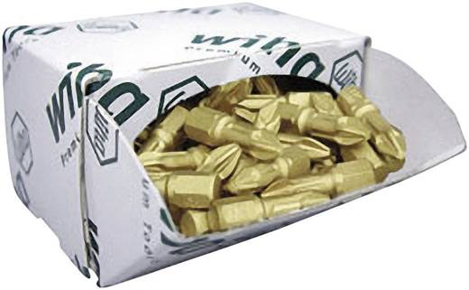 Pozidriv bit nagy kiszerelésű csomag, HOT, 25 mm, 50 részes, Wiha 08059
