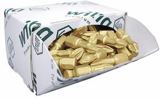 Pozidriv bit nagy kiszerelésű csomag, HOT, 25 mm, 50 részes, Wiha 08060