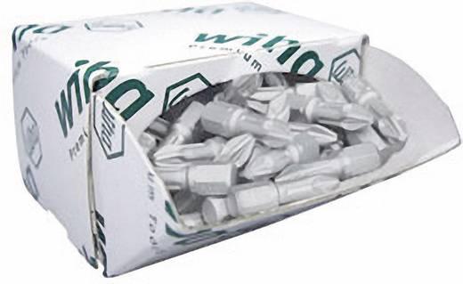 Pozidriv bit nagy kiszerelésű csomag, ZOT, 25 mm, 50 részes, Wiha 29878