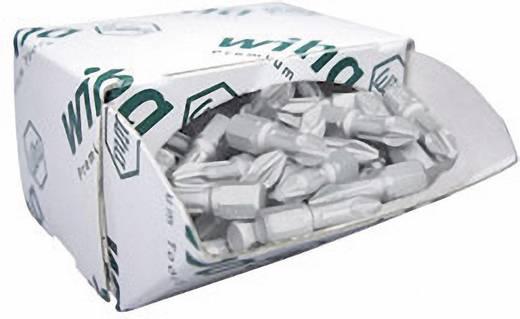 Pozidriv bit nagy kiszerelésű csomag, ZOT, 25 mm, 50 részes, Wiha 29879