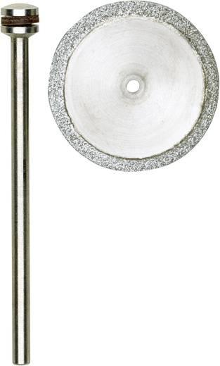 Proxxon Micromot 20mm átmérőjű gyémánt bevonatú vágókorong, vágótárcsa