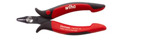 Elektronikai, mikro ferde elővágó, lágy drót: 0,6 mm, Wiha 26830
