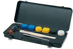 Kalapács készlet, 8 részes cserélhető fejkészlettel, hikorifa nyéllel Wiha 28050 Wiha