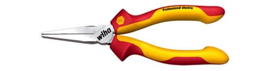 VDE laposfogó extra hosszú csőrrel, 160 mm, Wiha Professional electric 26732