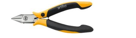 ESD oldalcsípő fogó, vágási átmérő: kemény huzal 0,4 mm, közepes 1 mm, Wiha Professional 26816