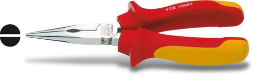 VDE laposfogó félgömbölyű csőrrel 160 mm, Hazet 1841AVDE-22