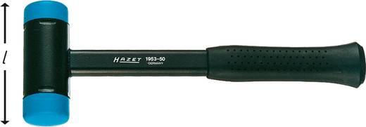 Visszacsapás mentes kalapács, műanyag kalapács Ø 30 mm, Hazet 1953-30