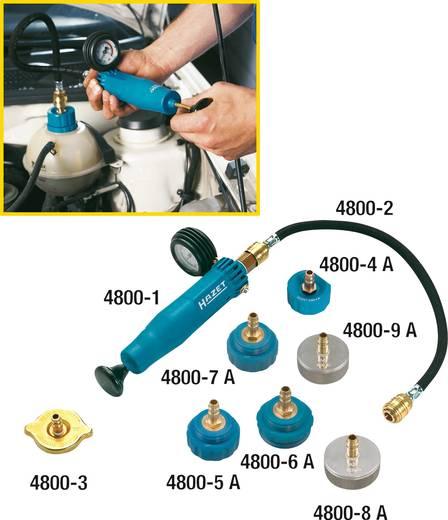 Hűtőrendszer ellenőrző, 9 részes, Hazet 4800/1