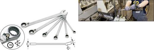 Racsnis csillag-villáskulcs készlet, 6 részes, Hazet 606/6-1