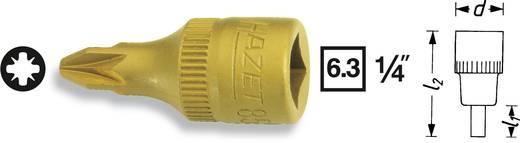 Kereszthornyú csavarhúzófej PZ 2, 6,3 mm (1/4), Hazet 8507-PZ2