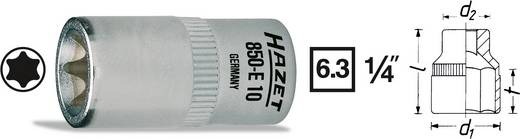 Torx dugókulcsfej 6,3 mm (1/4), Hazet 850-E4