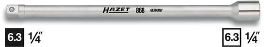 Dugókulcs hajtószár hosszabbító, 6,3 mm (1/4), Hazet 868-16