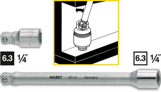 Dugókulcs hajtószár hosszabbító, dönthető, 6,3 mm (1/4), Hazet 871-1
