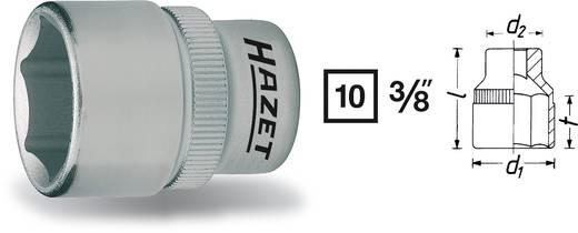 Dugókulcsfej 17 mm, 10 mm (3/8), Hazet 880-17