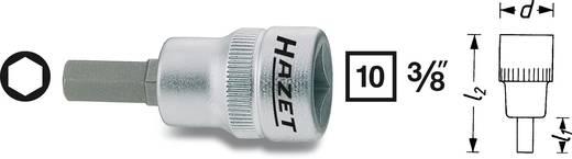"""Belső hatlapú csavarhúzó betét 10 mm (3/8"""")Kulcstávolság 6 mm Meghajtás (szerszám) 10 mm (3/8"""") Hazet 8801K-6"""
