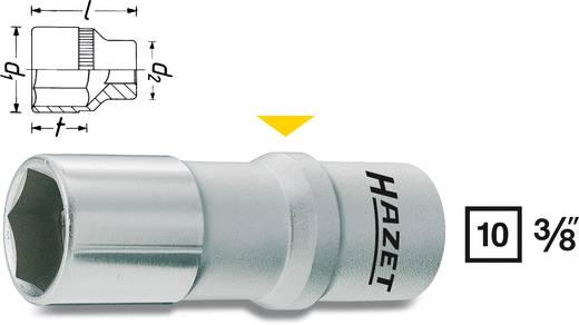"""Gyertya dugókulcs krova betét 16 mm 3/8"""" (10 mm), 64 mm hosszú Hazet 880AMGT-1"""
