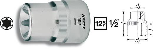 """Torx dugókulcs betét 12,5 mm (1/2"""") szerszám meghajtás 12,5 mm (1/2"""") Hazet 900-E10"""