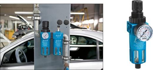 """Levegőkompresszoros, sűrített levegős nyomáscsökkentő, szűrővel ellátva 6,3mm (1/4"""") Hazet 9070-7"""