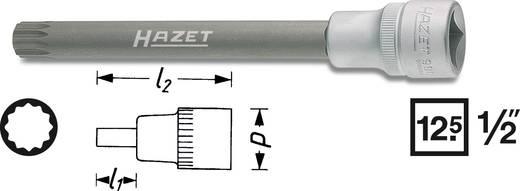 """Csavarhúzó betét 12,5 mm (1/2"""") Kulcstávolság 12mm szerszám meghajtás 12,5 mm (1/2"""")Hazet 990SLG-12"""