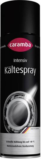 Hűtő spray 500 ml Caramba Intensiv 690019