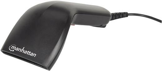 1D USB-s kézi vonalkód olvasó szkenner CCD Manhattan 178488