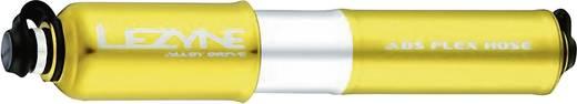 Nagynyomású pumpa kerékpárhoz sárga, ALLOY DRIVE M
