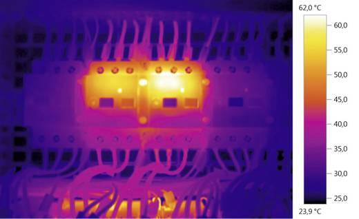 Testo 870-1 hőkamera -20 bis +280 °C-ig